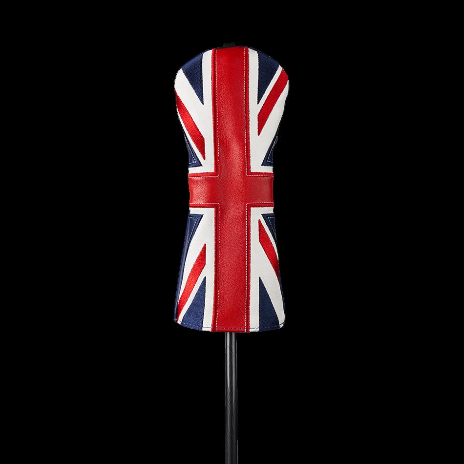 Couvre bois de parcours Union Jack - Featured