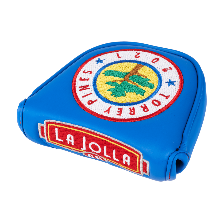 Limited Edition June Major Mallet Headcover - View 2