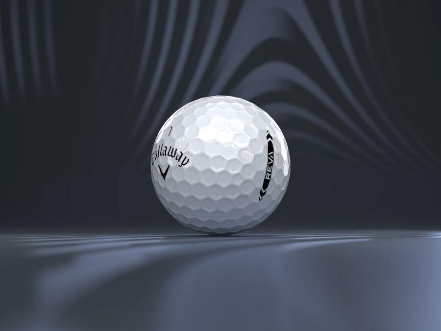 REVA Golf Balls - Featured