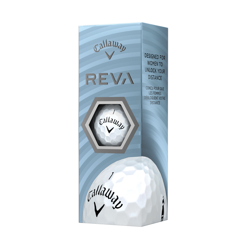 REVA Golf Balls - View 2
