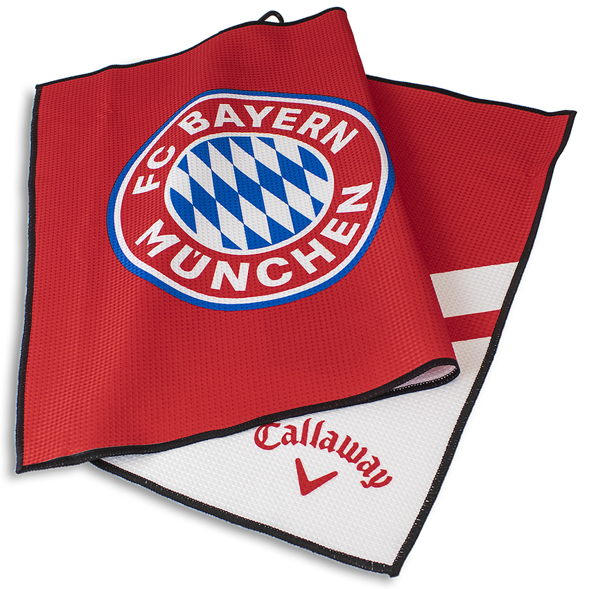 Serviette joueurs FC Bayern - View 1