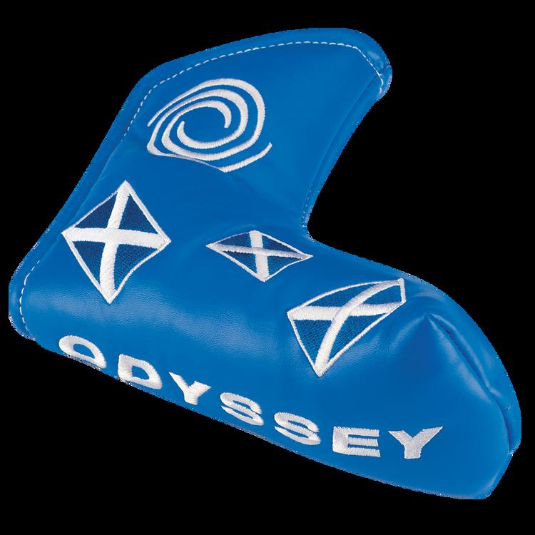 Odyssey Scotland Blade Headcover - View 1