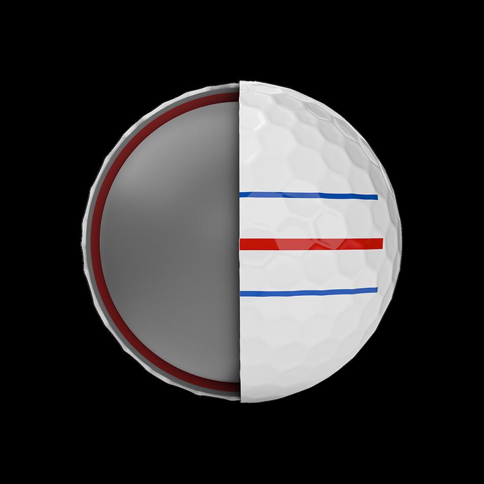 Balles de golf Chrome Soft X Triple Track - View 5