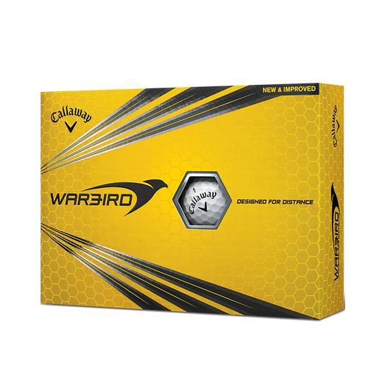 Warbird Golf Balls - Personnalisées