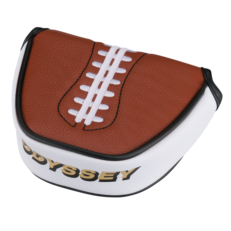 Odyssey Football Mallet Headcover - Featured