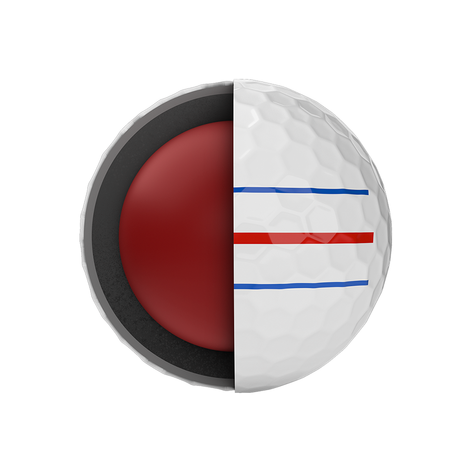 Balles de golf Chrome Soft Triple Track 2020 - View 6