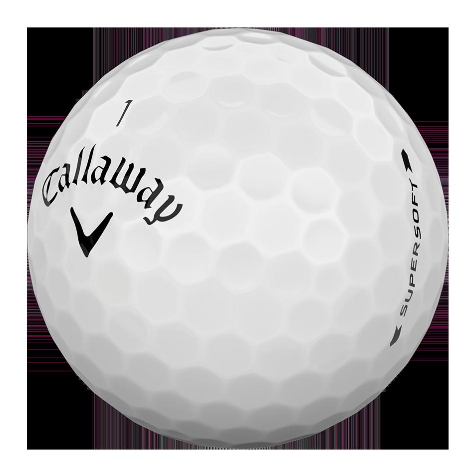 Callaway Supersoft Golf Balls - Personnalisées - View 3