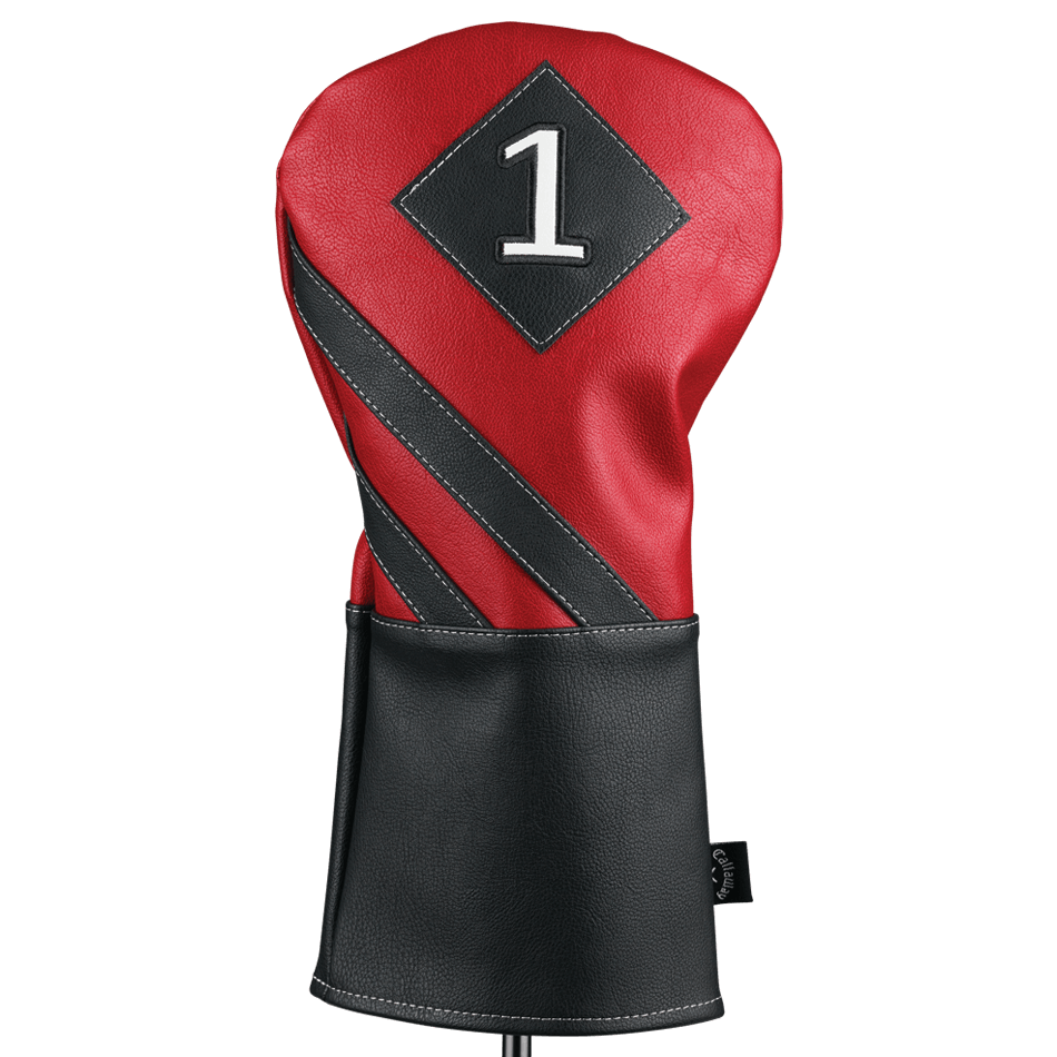 Vintage Driver Headcover - Featured