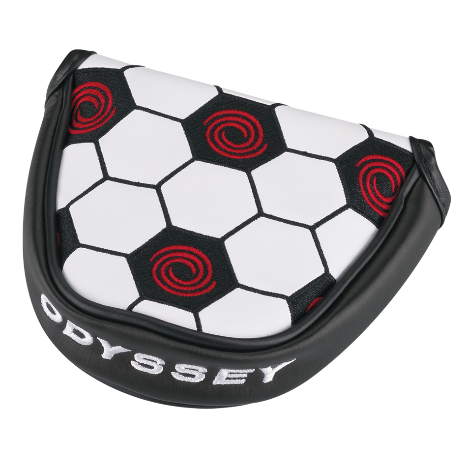 Odyssey Soccer Mallet Headcover - Featured