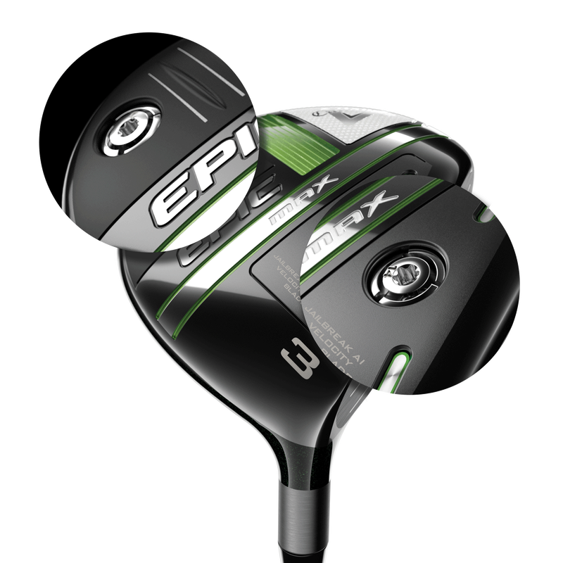 Epic Max Fairway Wood Weight Image