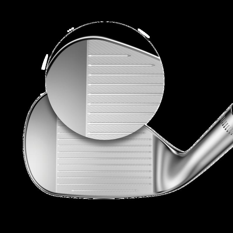 Introducing JAWS MD5 Platinum Chrome Wedges illustration