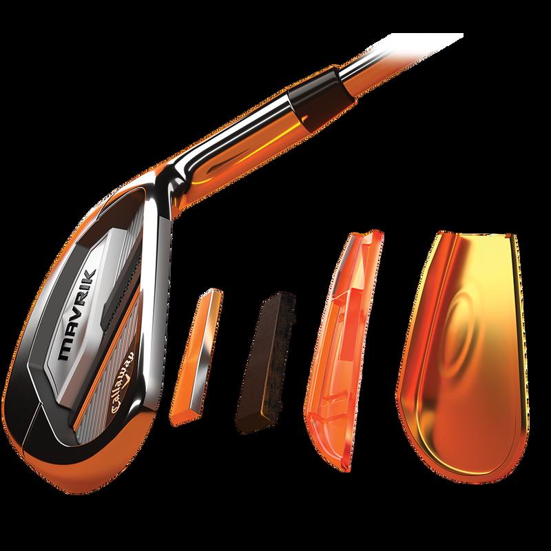 Introducing MAVRIK MAX W Lite Irons/Hybrids Set illustration