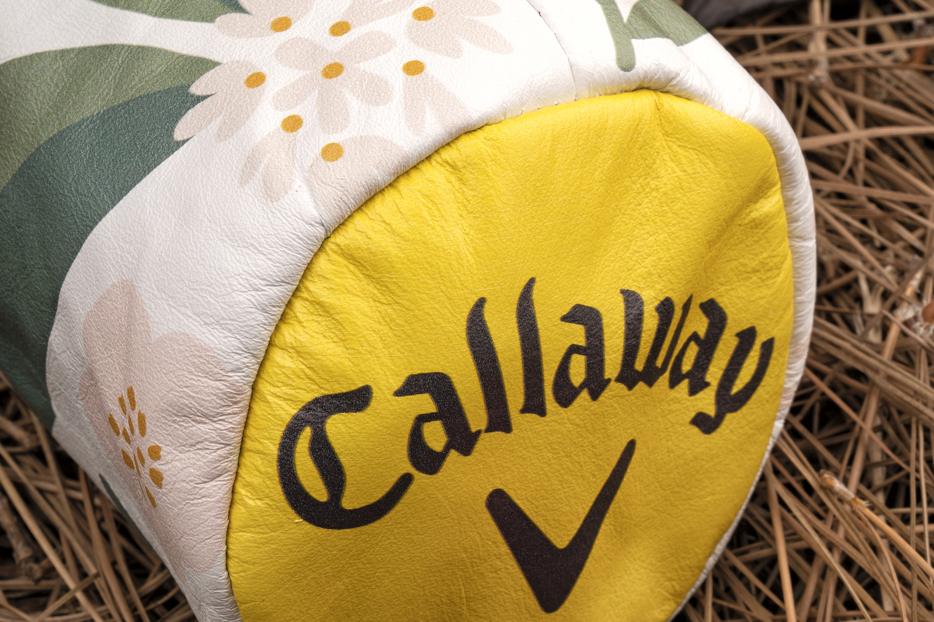 2019 Callaway April Major Headcover