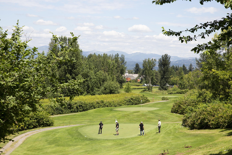 Panoramic view of Edgefield