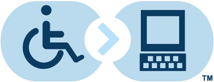 This icon serves as a link to download the eSSENTIAL Accessibility assistive technology app for individuals with physical disabilities. It is featured as part of our commitment to diversity and inclusion.