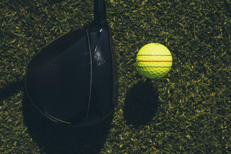 2019  ERC Soft Yellow Golf Balls