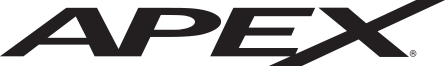 2018 Apex MB Irons Logo