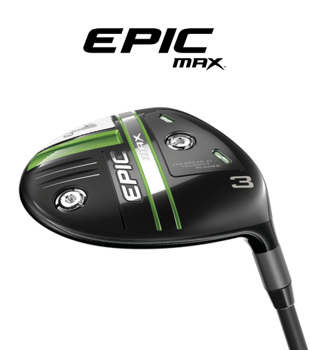 Epic MAX Fairway Woods