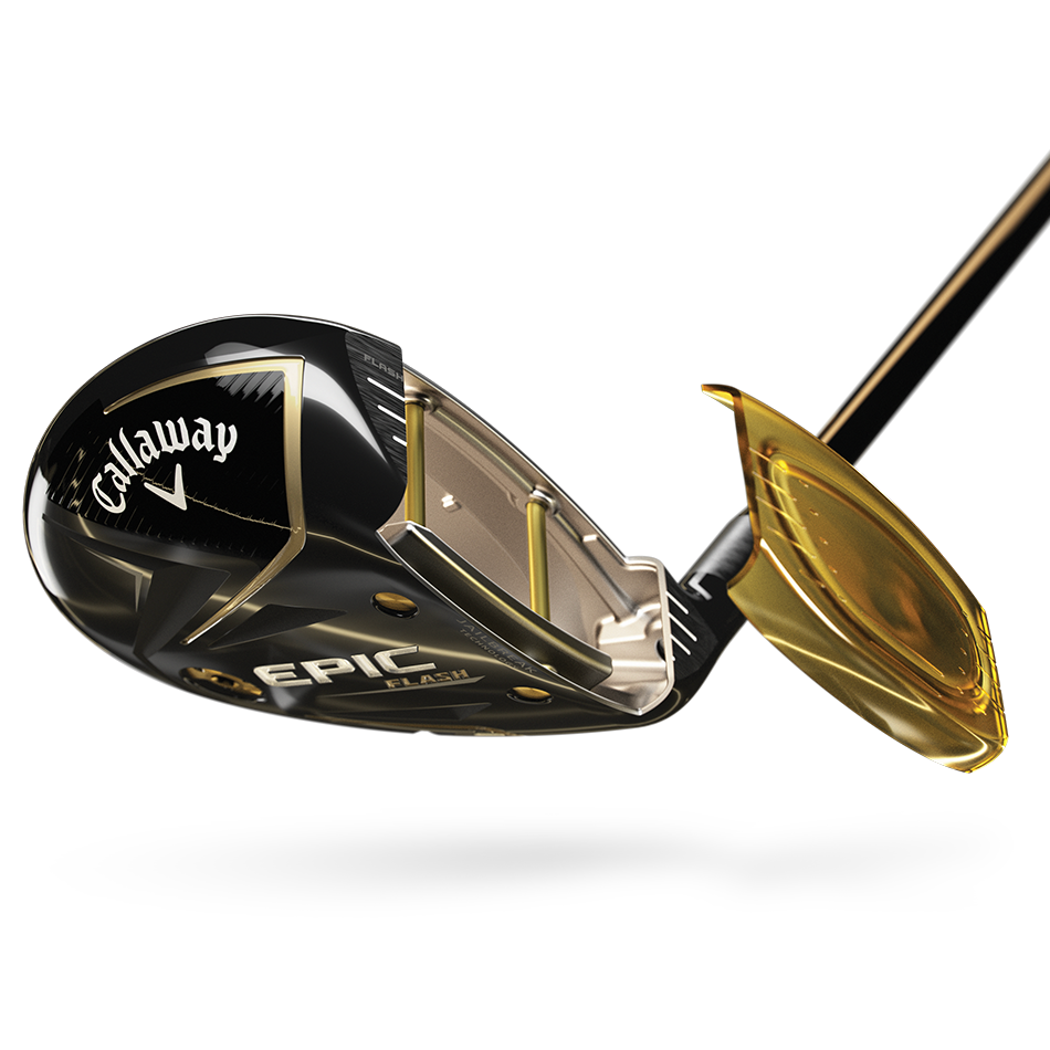 Wir stellen vor: Epic Flash Fairway Woods illustration