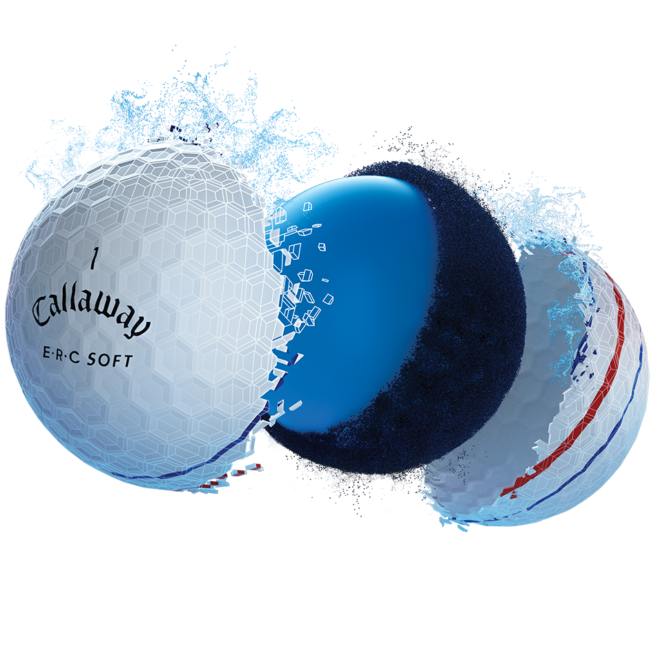 Introducing ERC Soft Golf Balls illustration
