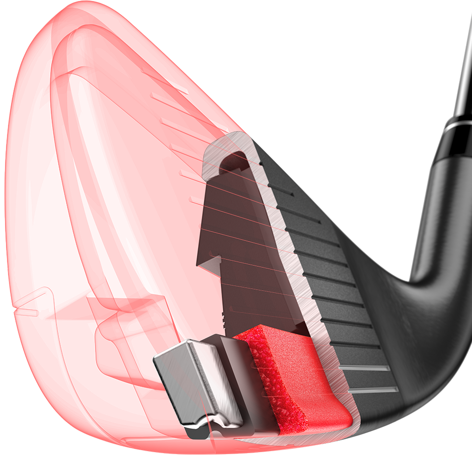 Introducing Big Bertha Irons illustration