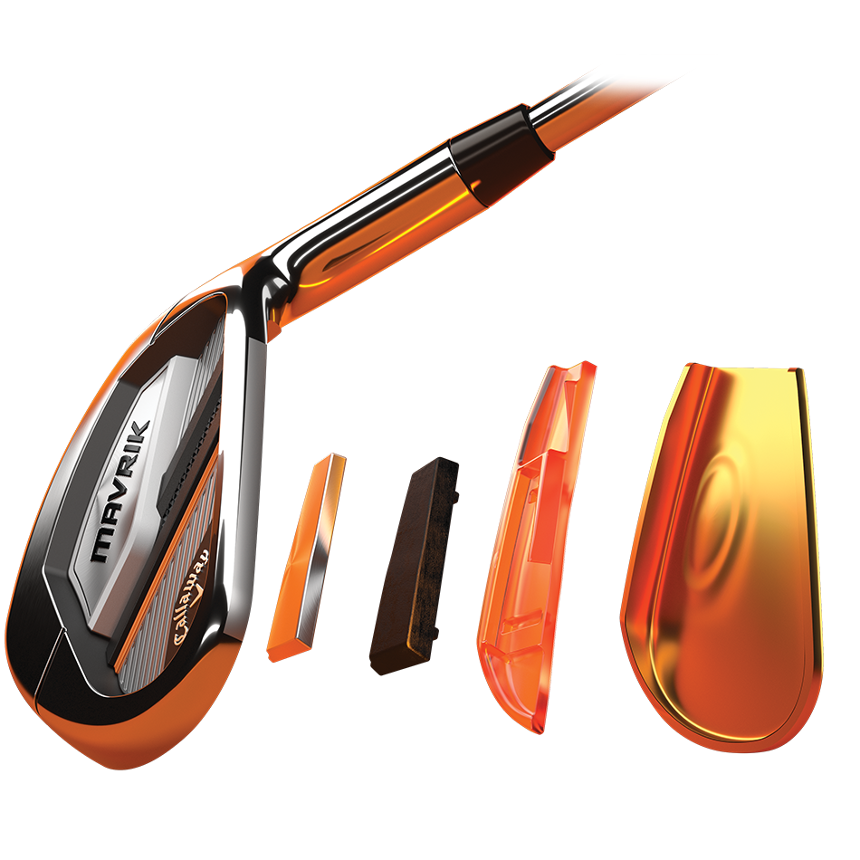Introducing MAVRIK Pro Irons illustration