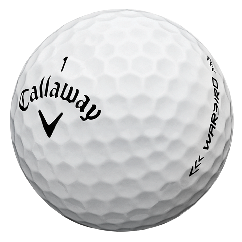 Introducing Warbird Golf Balls illustration